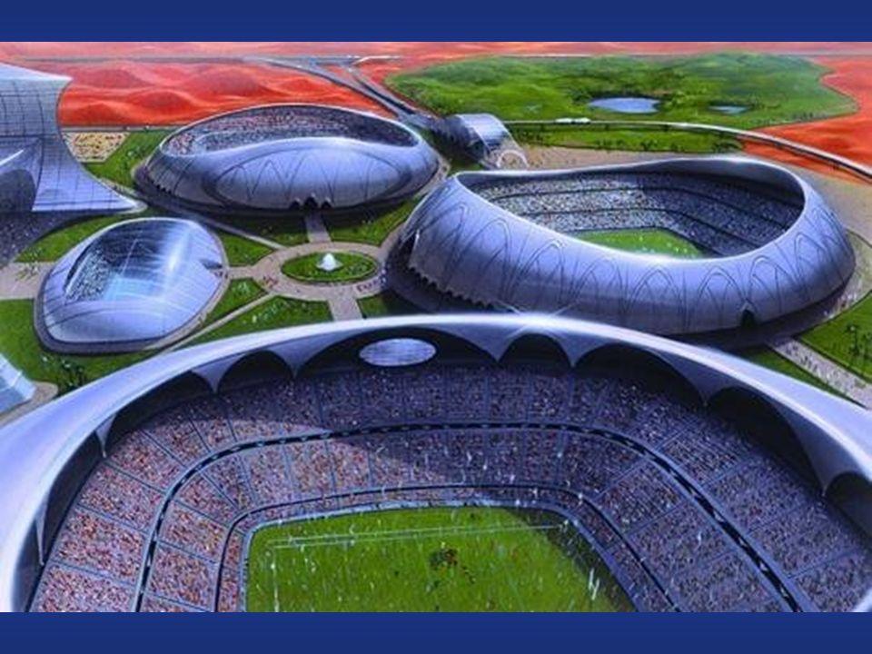 Dubai Sports City Un enorme accorpamento di vari stadi sportivi a Dubailand