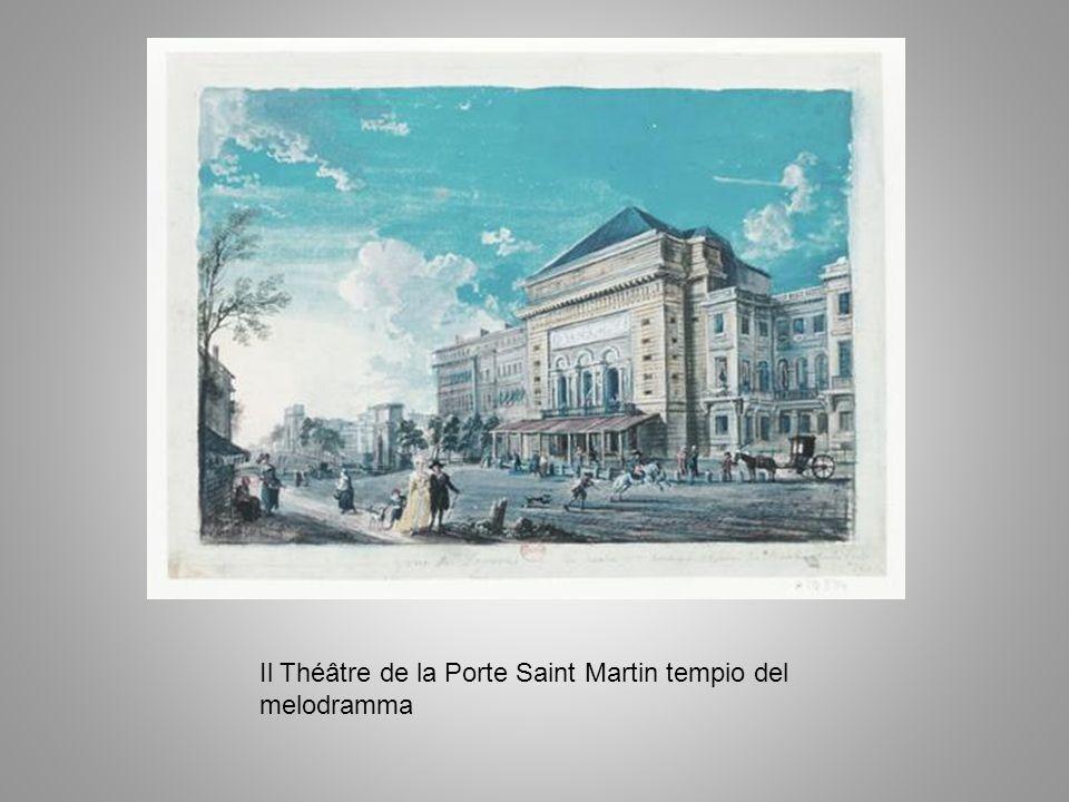 Les Enfants du paradis, Fréderik Lemaitre (P. Brasseur) e Garance (Arletty)