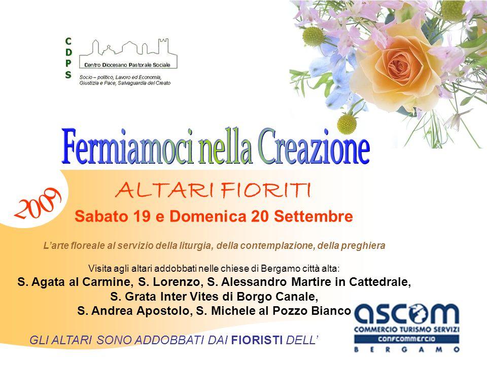2.S. Lorenzo 1. S. Agata al Carmine 4. S. Grata 3.
