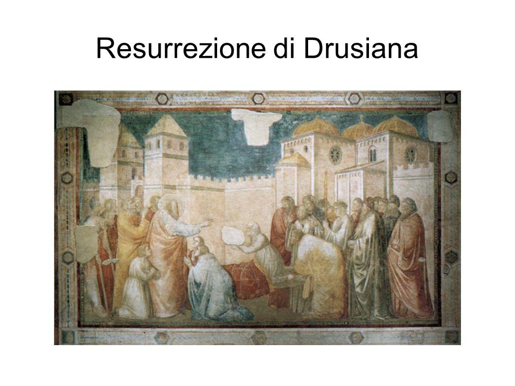 Resurrezione di Drusiana