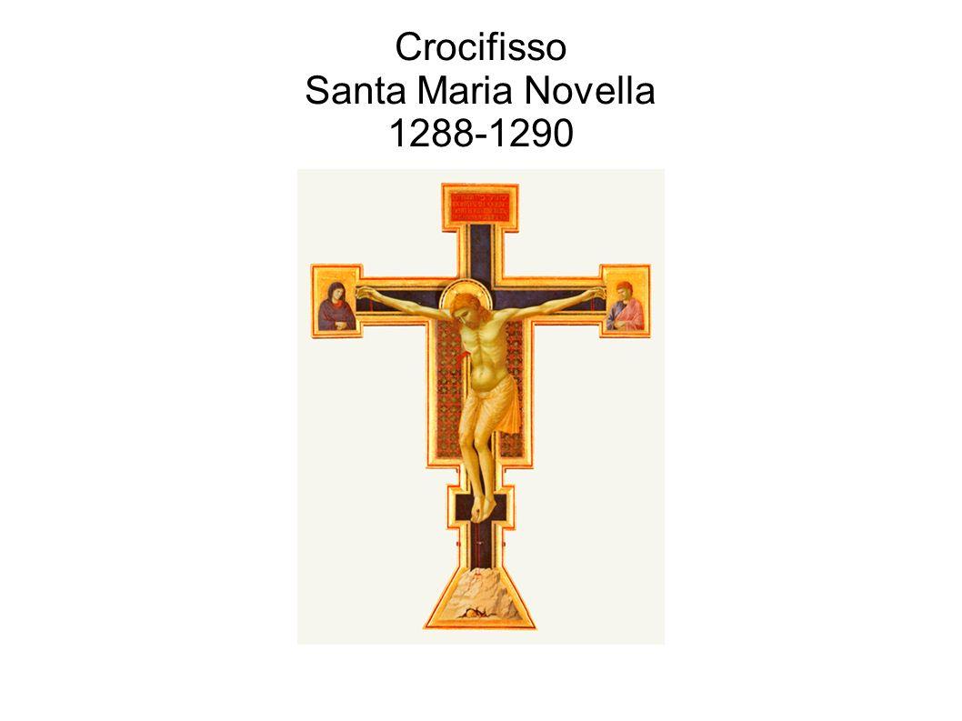 Crocifisso Santa Maria Novella 1288-1290