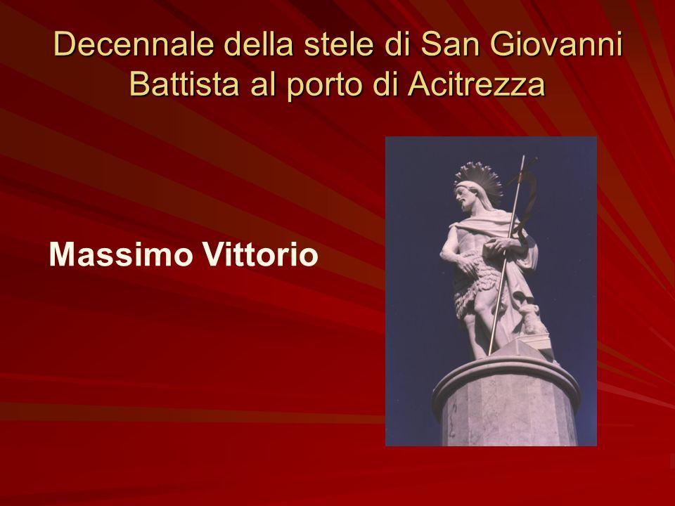 San Giovanni Battista ne I Malavoglia Antonio Guarnera
