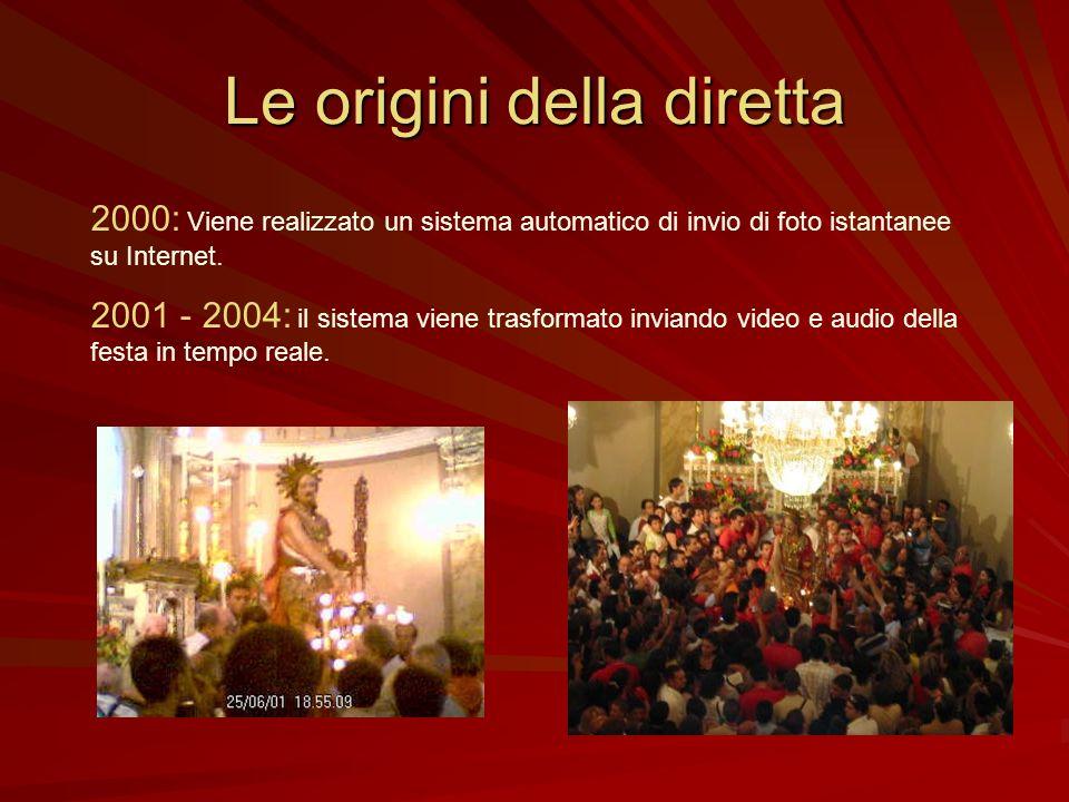 La diretta internet della festa di San Giovanni Battista Giovanni Grasso