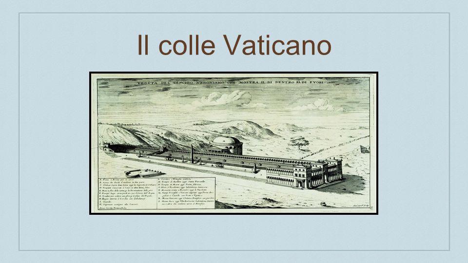 Il colle Vaticano