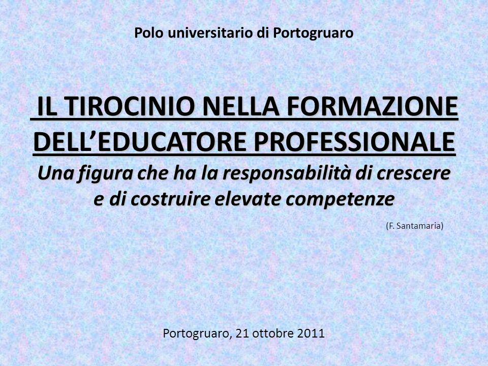 Educatori professionali come… Persone in cammino