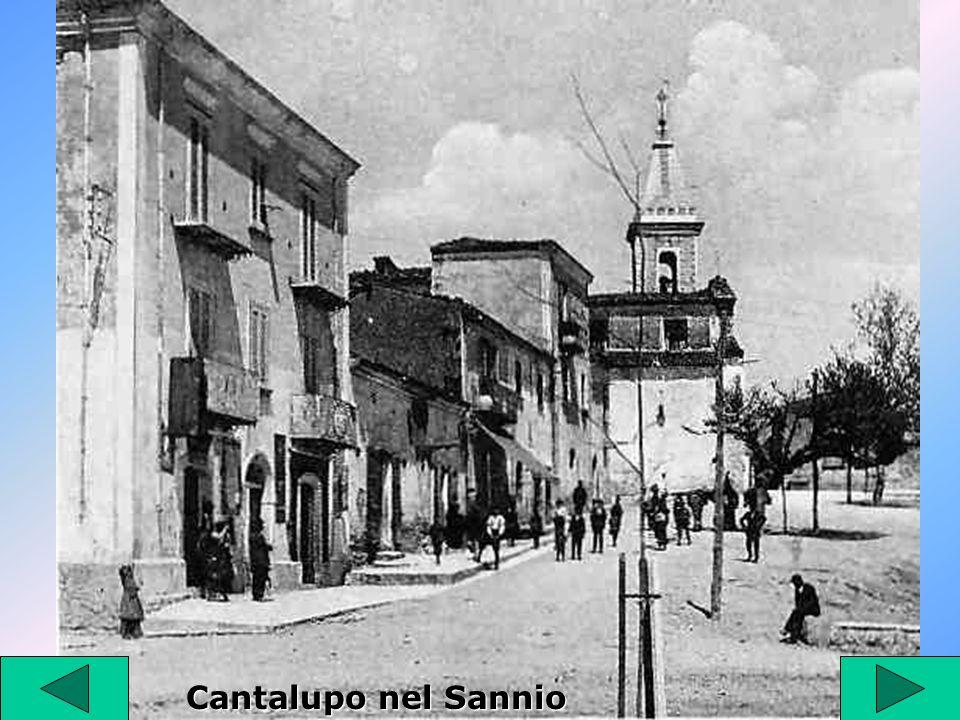 Cantalupo nel Sannio