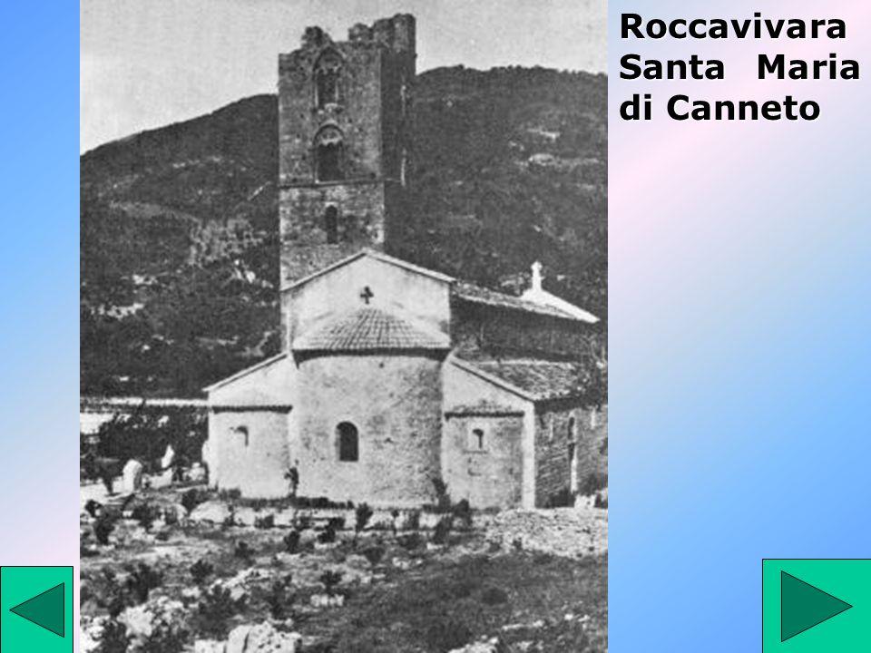 Roccavivara Santa Maria di Canneto
