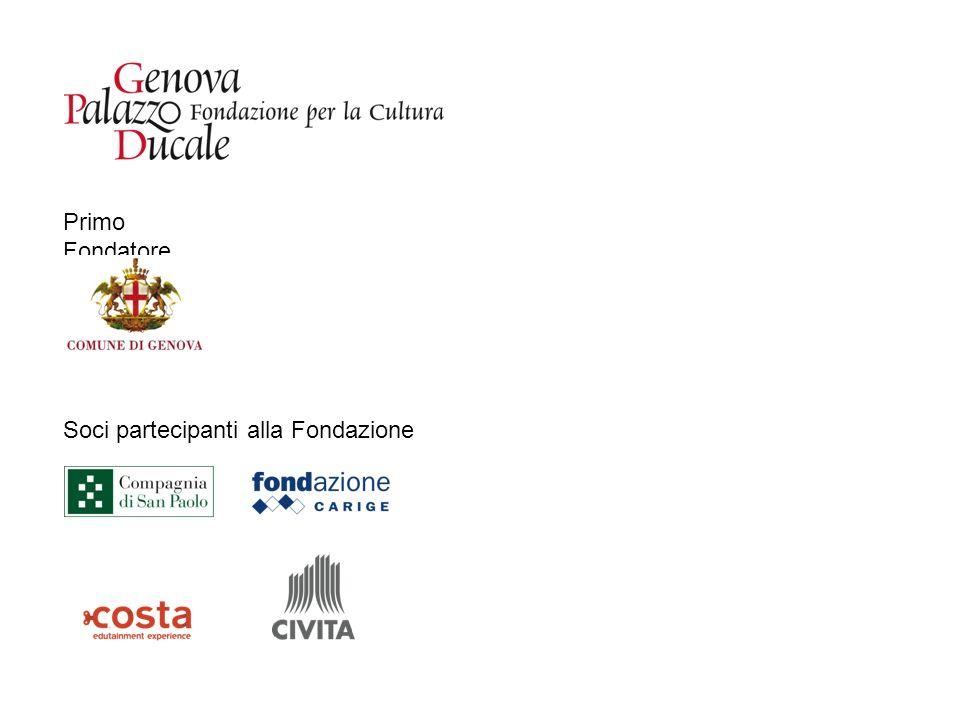 Primo Fondatore Soci partecipanti alla Fondazione