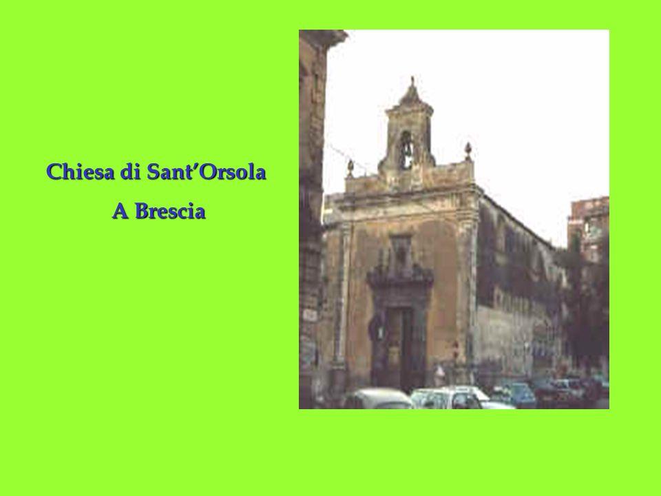 Chiesa di SantOrsola A Brescia