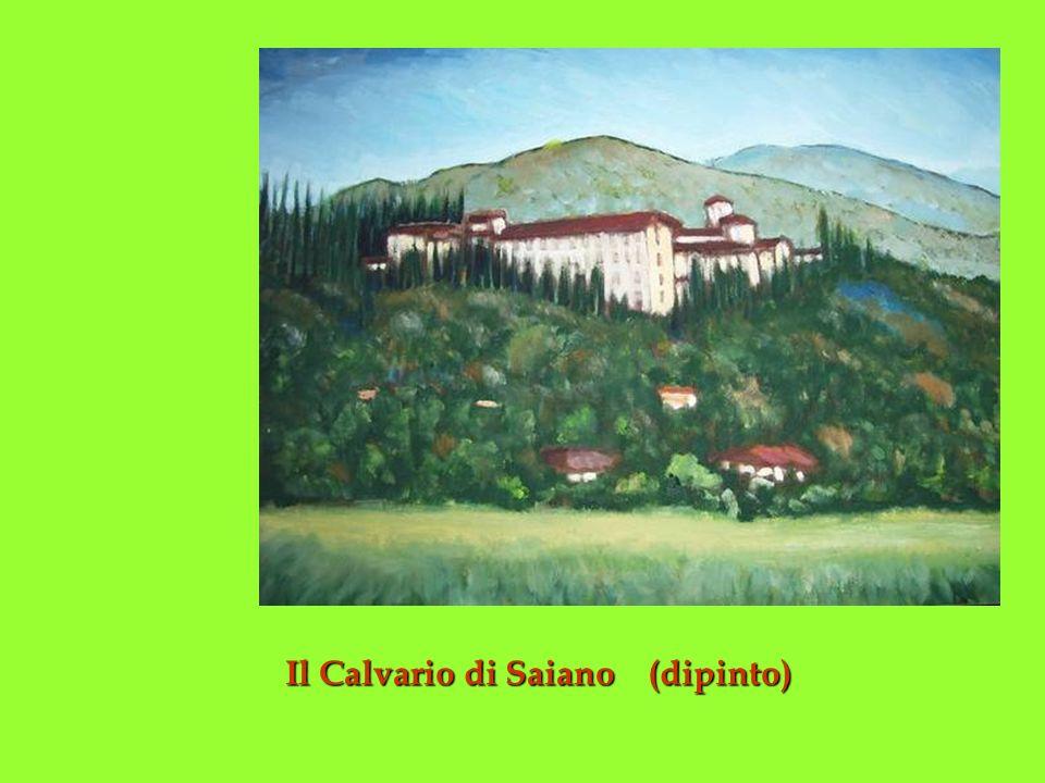 Il Calvario di Saiano (dipinto)