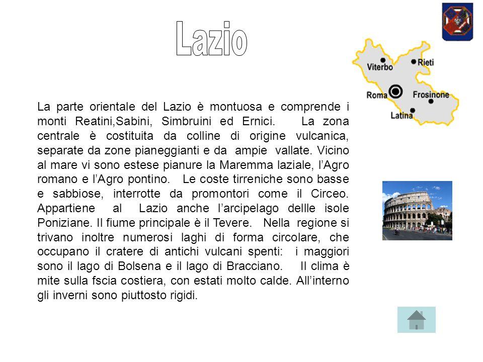 Il Veneto occupa un vasto terriorio fra le montagne e la costa adriatica.