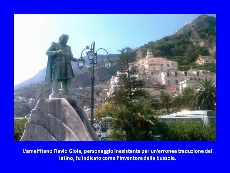 La più importante testimonianza della grandezza di Amalfi sono le Tavole amalfitane, il Codice che raccoglieva le norme del diritto marittimo.