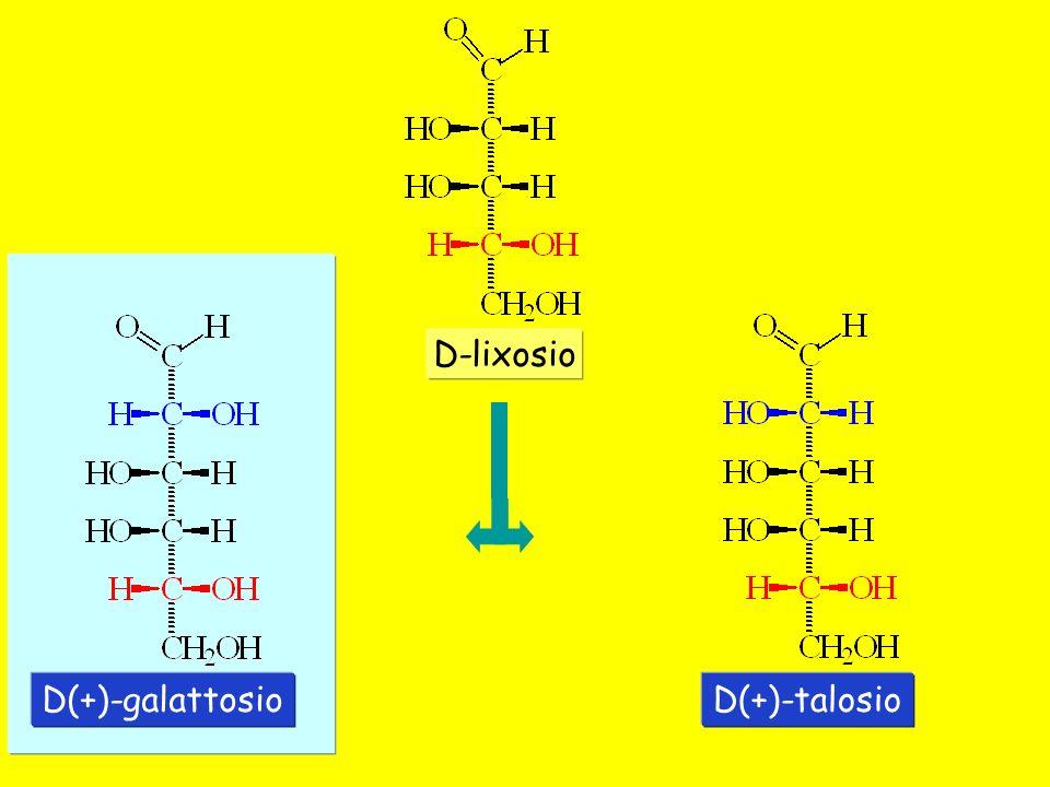 D(+)-galattosioD(+)-talosio D-lixosio