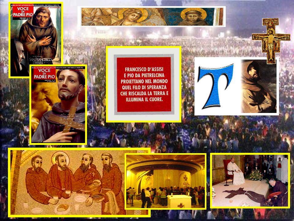 Festa di San Francesco dAssisi (Patrono dItalia) 4 Ottobre 2011 Avendo messo in chiara luce con la sua vita i principi universali del Vangelo, con una