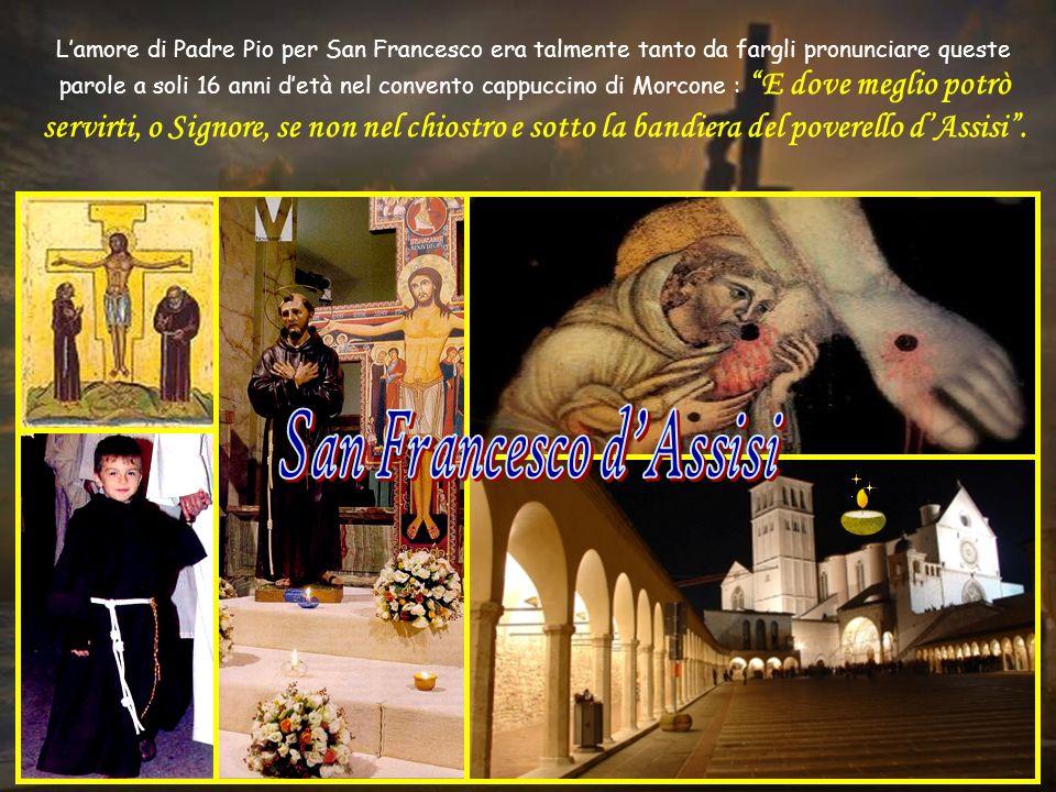 Dagli scritti di San Padre Pio da Pietrelcina (Figlio Principe di San Francesco): Oh ! Come è grande, come è dolce nella Chiesa di Gesù, il dogma divi