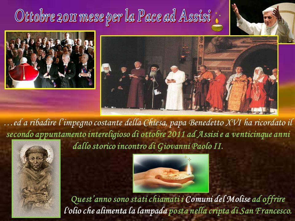 Gennaio 2011 - Città del Vaticano: Udienza per i membri del Corpo diplomatico di numerosi Paesi.