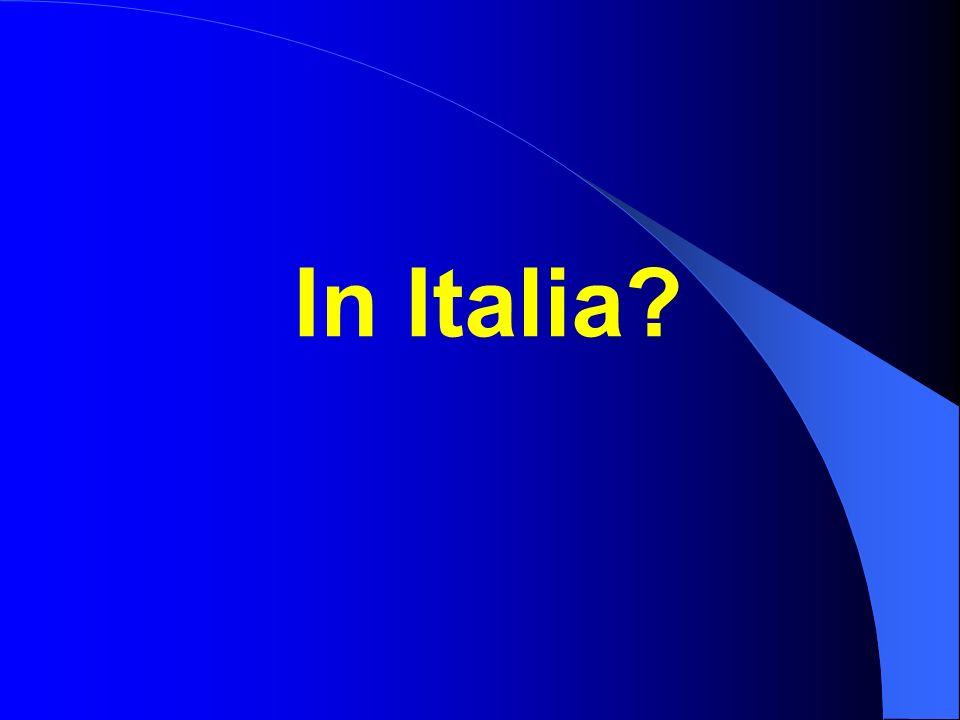 In Italia?