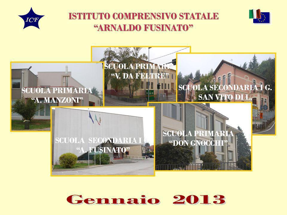 www.icfusinato.it www.icfusinato.it SITO INTERNET ISTITUTO SCUOLA PRIMARIA ISTITUTO COMPRENSIVO STATALE ARNALDO FUSINATO via T.