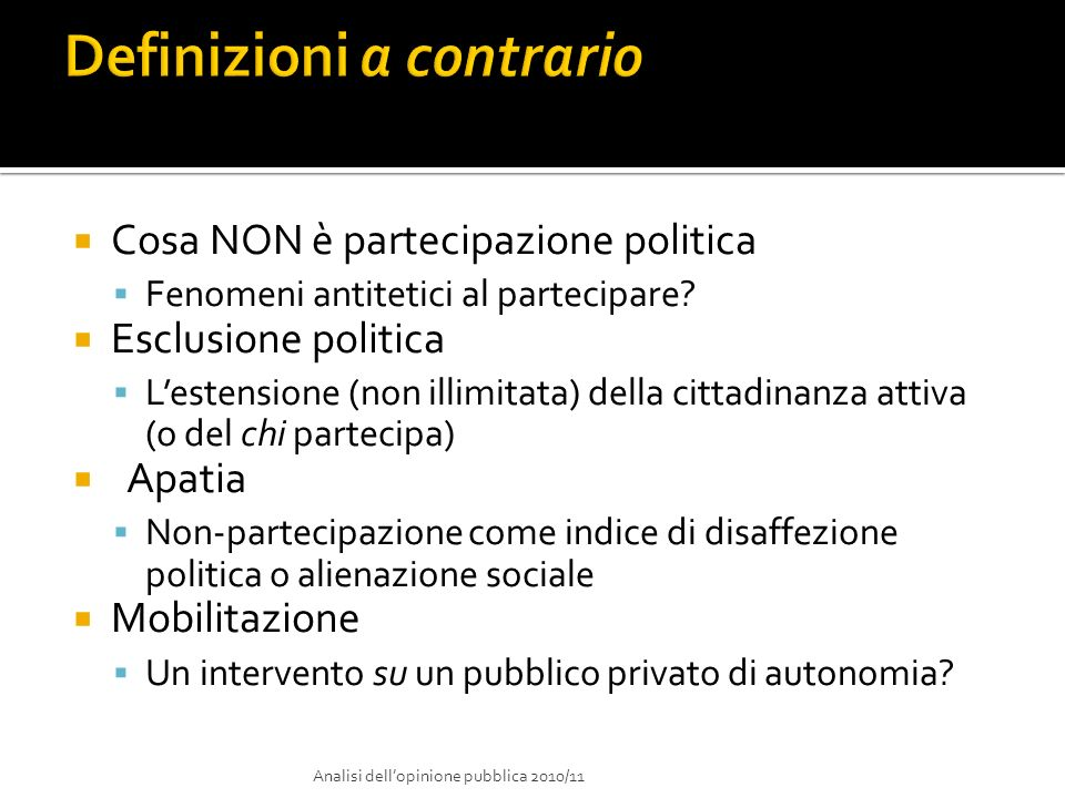 Tensioni storiche tra modelli di democrazia diretta e indiretta, governo del popolo o per il popolo 1.