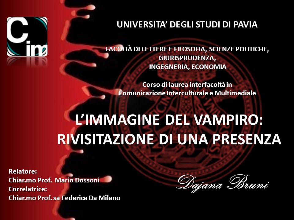 Il Vampiro nella letteratura Jhon W.