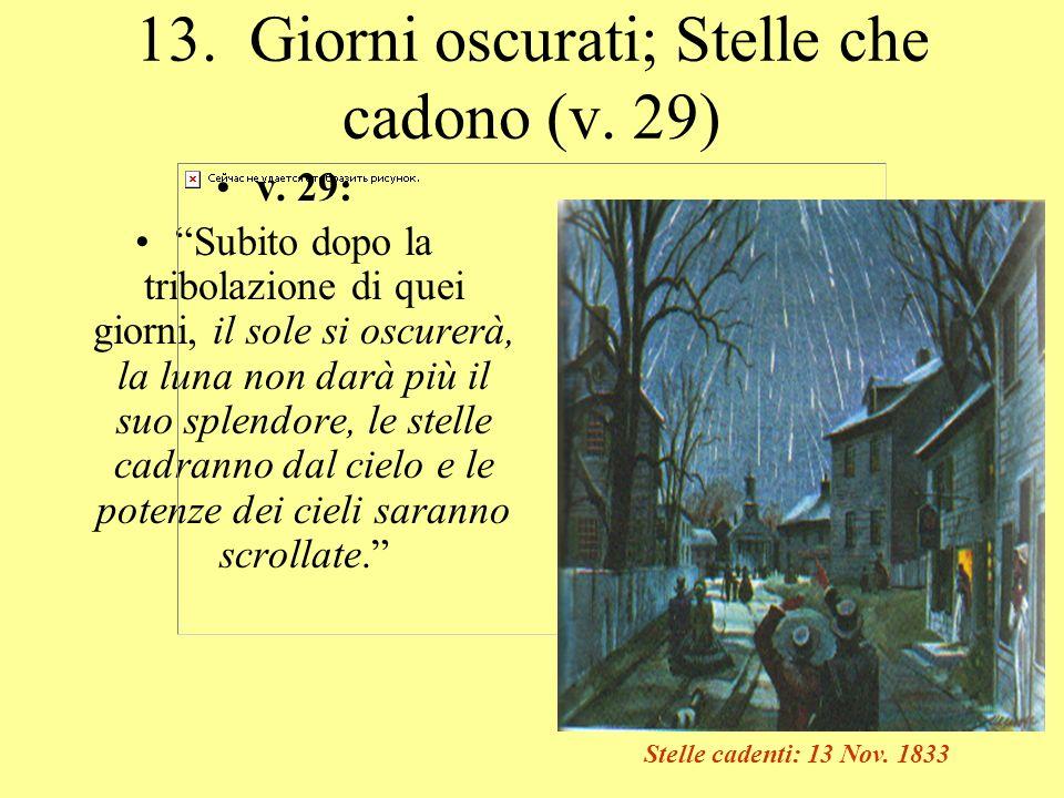 Versi 25 - 27 25. Ecco, ve l'ho predetto.. 26. Se dunque vi dicono: