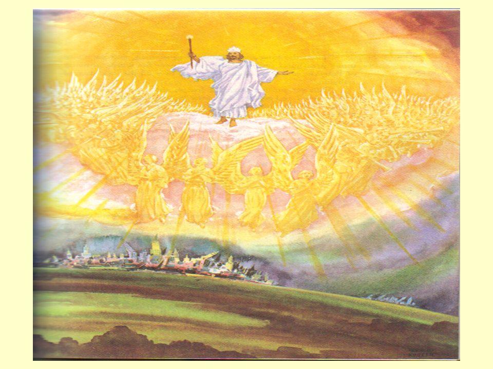 Verso 39: e la gente non si accorse di nulla, finché venne il diluvio che portò via tutti quanti, così avverrà alla venuta del Figlio dell'uomo. Verso