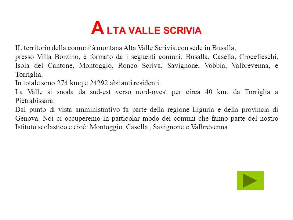 Nei nostri paraggi Ipertesto realizzato nell'a.s. 2005-2006 Istituto Comprensivo di Casella - Scuola Secondaria 1° grado - classe IB Insegnanti: Prof.