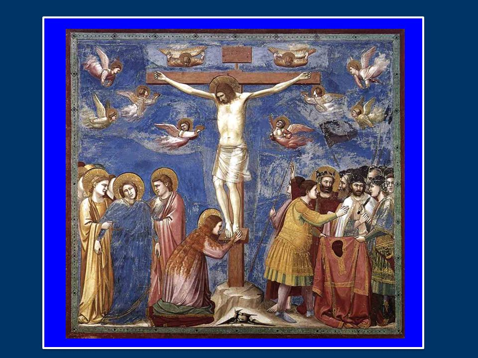 Et jube me venire ad Te, e comandami di venire a Te, Ut cum Sanctis tuis laudem Te Perché con i tuoi Santi ti lodi, Per infinita saecula saeculorum. A