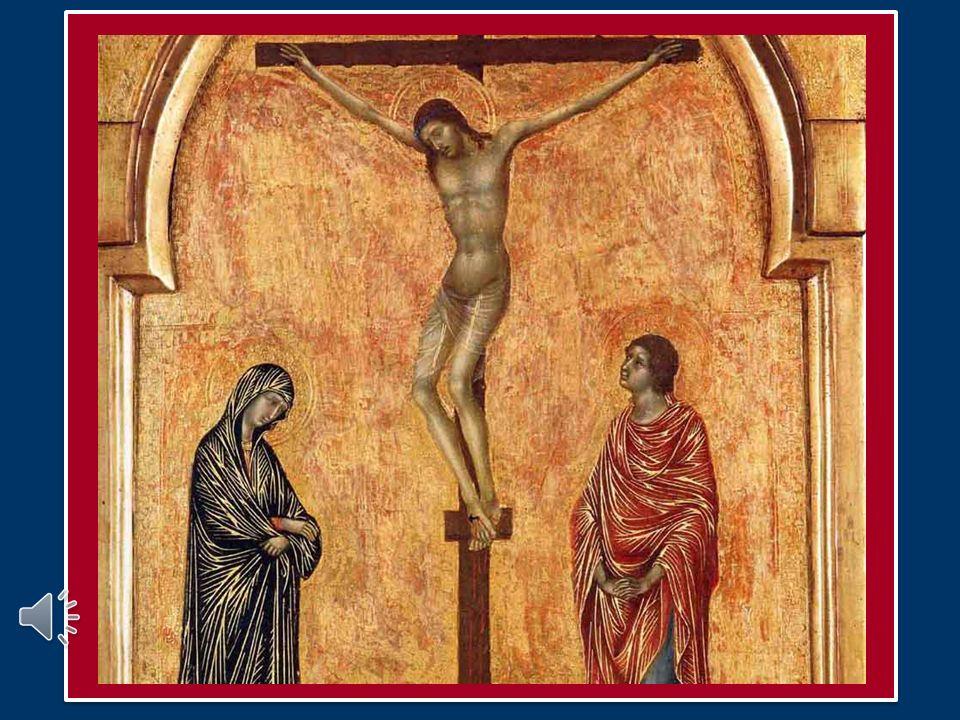 La Vergine Maria, che sotto la croce, insieme con lapostolo Giovanni, raccolse il testamento del sangue di Gesù, ci aiuti a riscoprire linestimabile r
