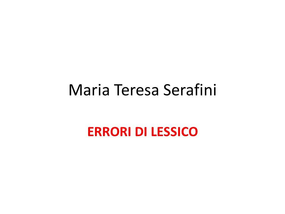 Parole inventate In Italia molti posti di lavoro sono occupati non per merito, ma per ereditazione di padre in figlio.