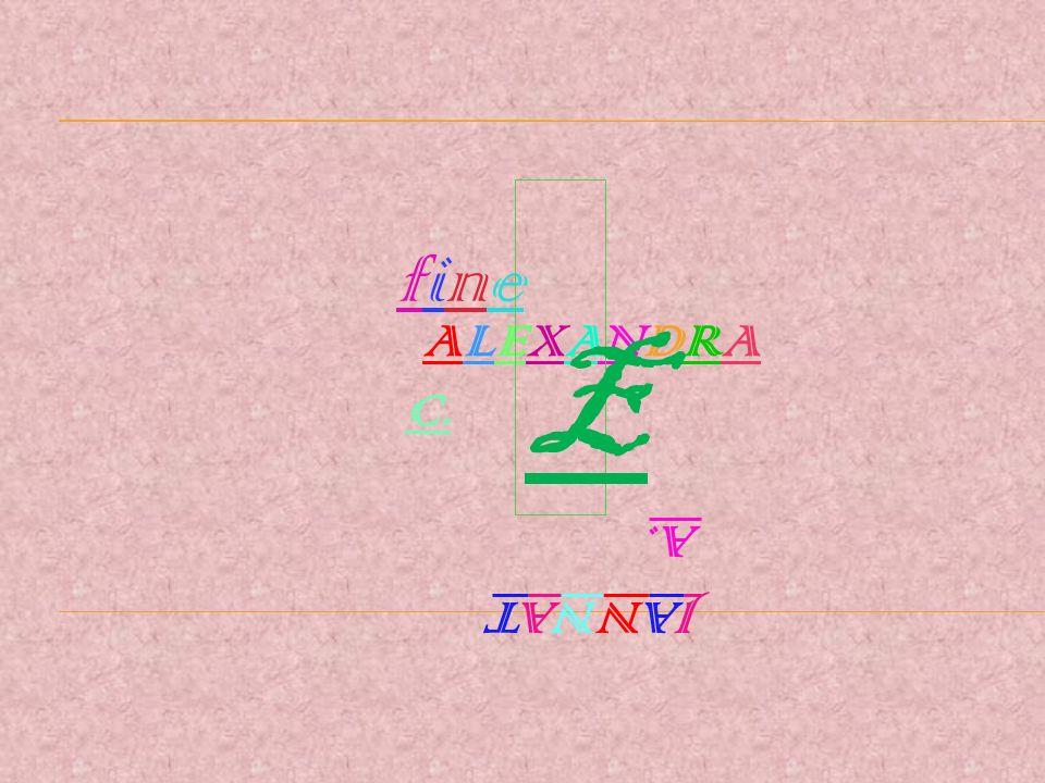 finefine ALEXANDRA C. JANNAT A. E