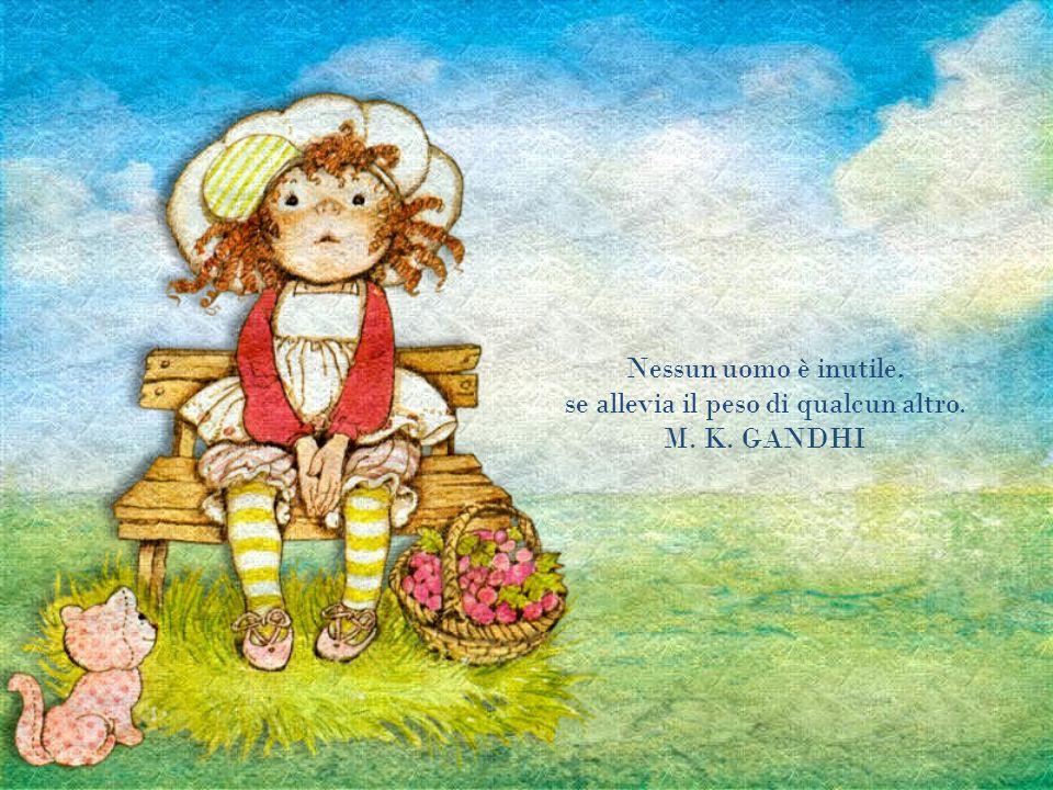 Il mondo non ha nulla da dare; dal nostro io debbono fluire le nostre gioie. N. Cotton