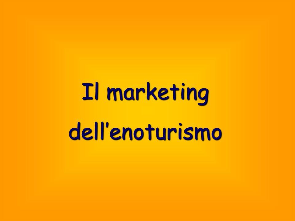Il marketing dellenoturismo
