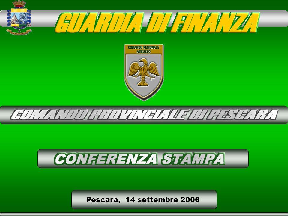Pescara, 14 settembre 2006