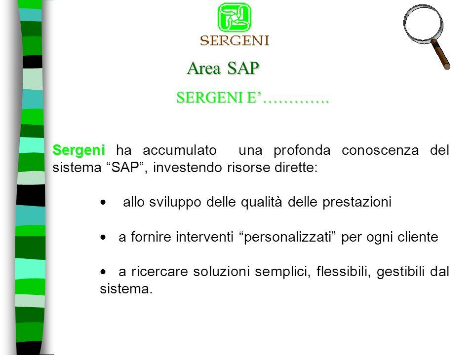 Area SAP La nostra società può mettere a vostra disposizione i seguenti profili professionali: LA NOSTRA EQUIPE n Programmatore JUNIOR ( fino a 6 mesi di esperienza ) Sviluppa Software ABAP R/3 partendo da microanalisi tecnica.
