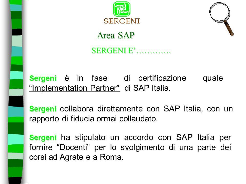 Area SAP SERGENI E………….