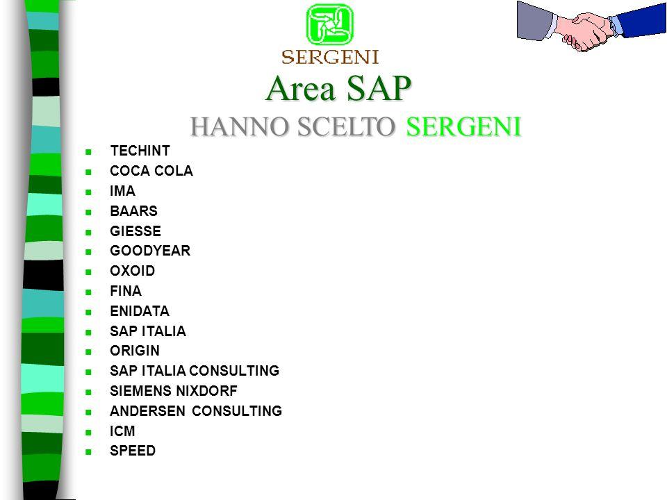 l Consulenza tecnica e applicativa con limpiego di risorse proprie coprendo le seguenti competenze: Ambienti e Linguaggi: SAP R/2 SAP R/2 SAPR/3 SAPR/3 ABAP/4 ABAP/4 ORACLE ORACLE