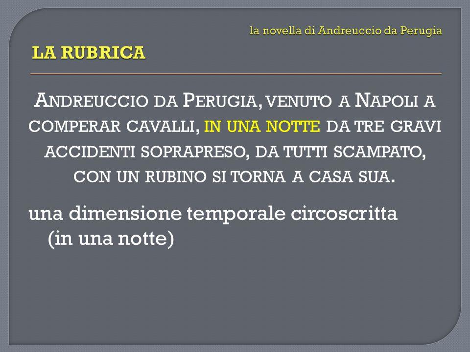 da Perugia a Napoli e viceversa una struttura circolare Napoli riferimenti precisi e reali una contrada chiamata Malpertugio (r.