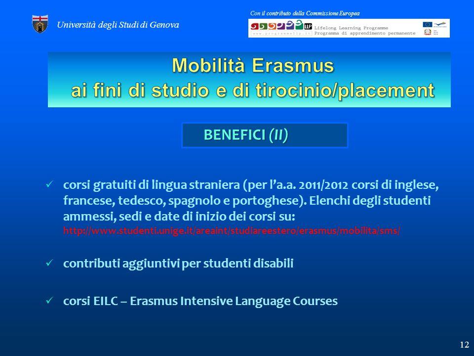 corsi gratuiti di lingua straniera (per la.a.