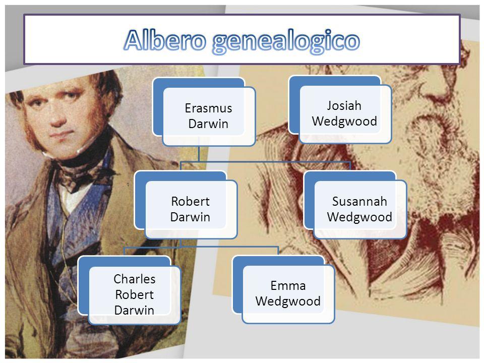 Erasmus Darwin Robert Darwin Charles Robert Darwin Emma Wedgwood Susannah Wedgwood Josiah Wedgwood