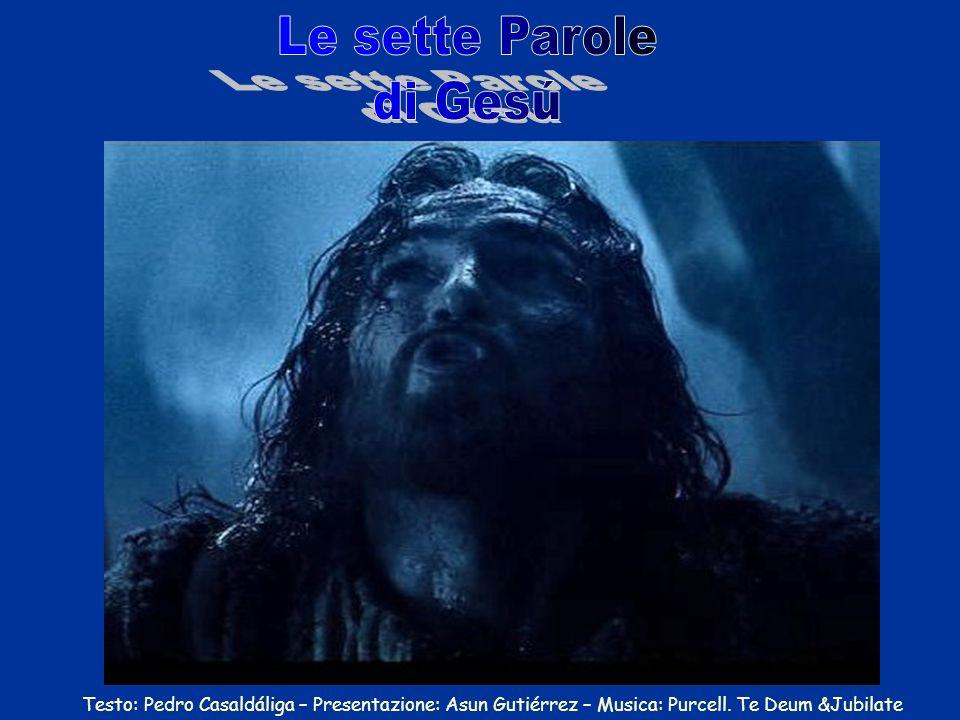 Testo: Pedro Casaldáliga – Presentazione: Asun Gutiérrez – Musica: Purcell. Te Deum &Jubilate
