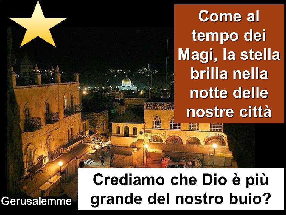 Mt 2,1-12 Gesù era nato in Betlemme di Giudea, all'epoca del re Erode. Dei magi d'Oriente arrivarono a Gerusalemme, dicendo: «Dov'è il re dei Giudei c