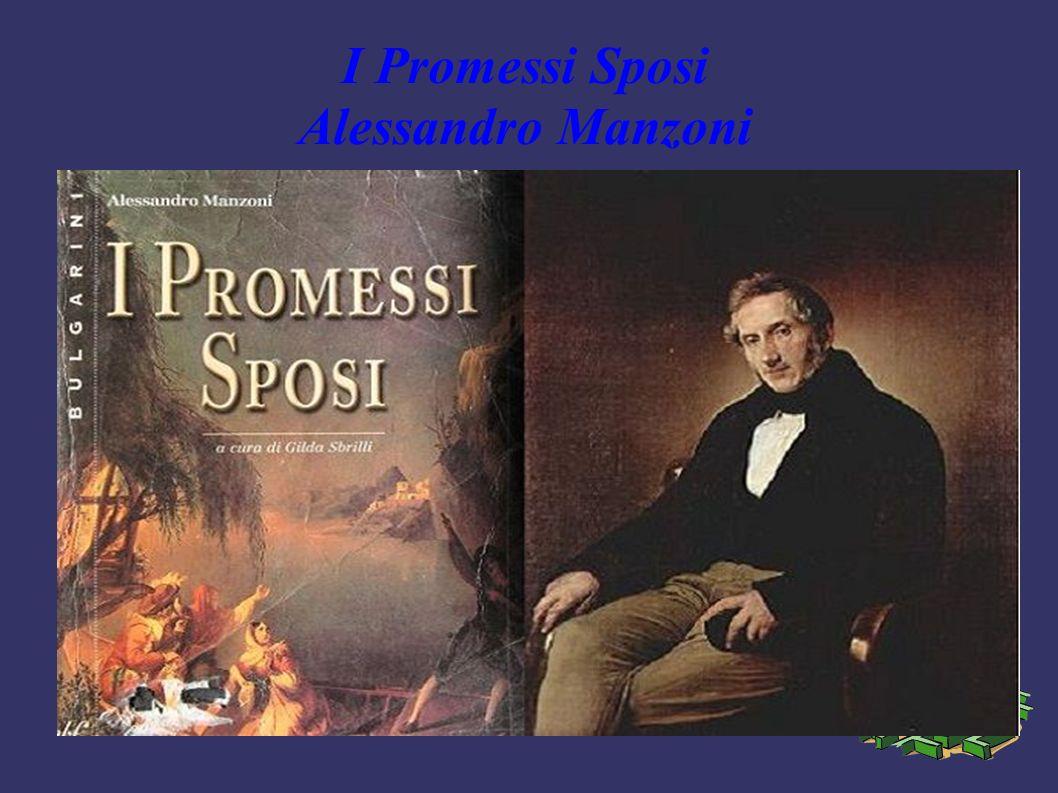 I Promessi Sposi Alessandro Manzoni