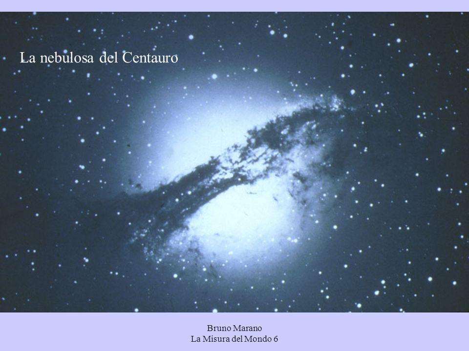 Bruno Marano La Misura del Mondo 6 La nebulosa del Centauro
