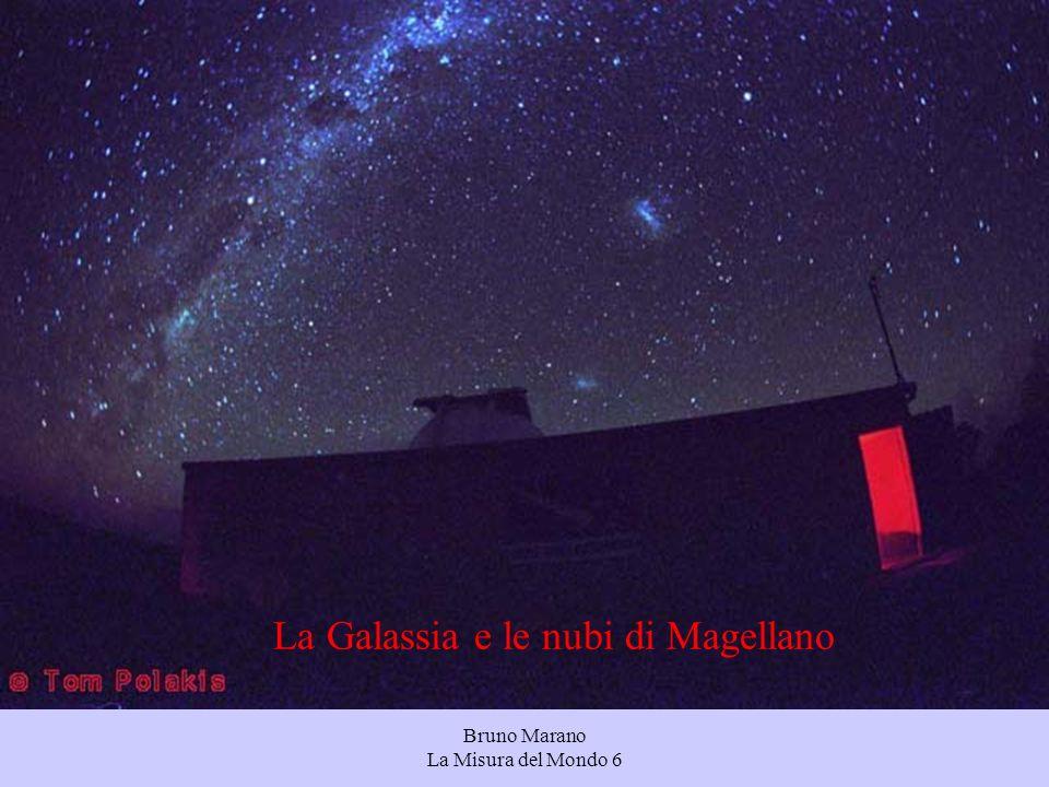 Bruno Marano La Misura del Mondo 6 La Galassia e le nubi di Magellano