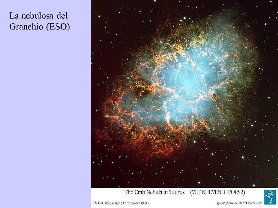 Bruno Marano La Misura del Mondo 6 La nebulosa del Granchio (ESO)