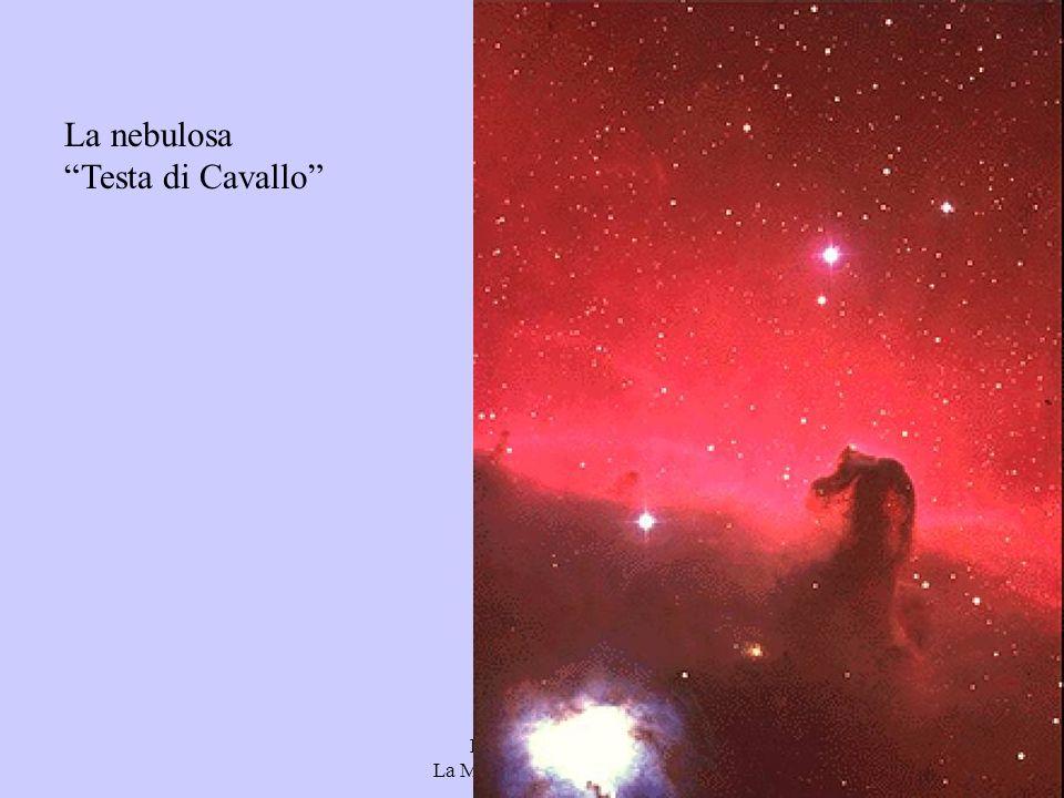 Bruno Marano La Misura del Mondo 6 La nebulosa Testa di Cavallo