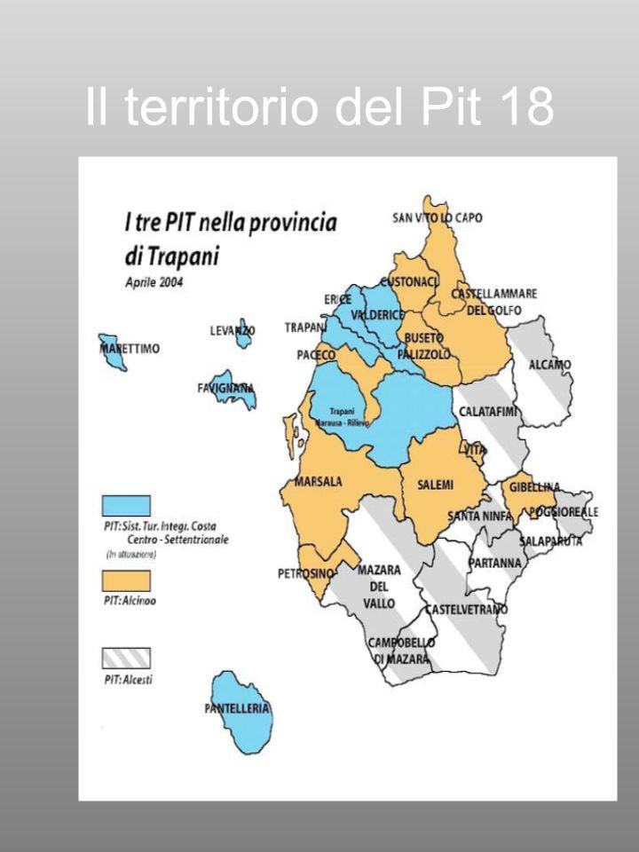 Il territorio del Pit 18