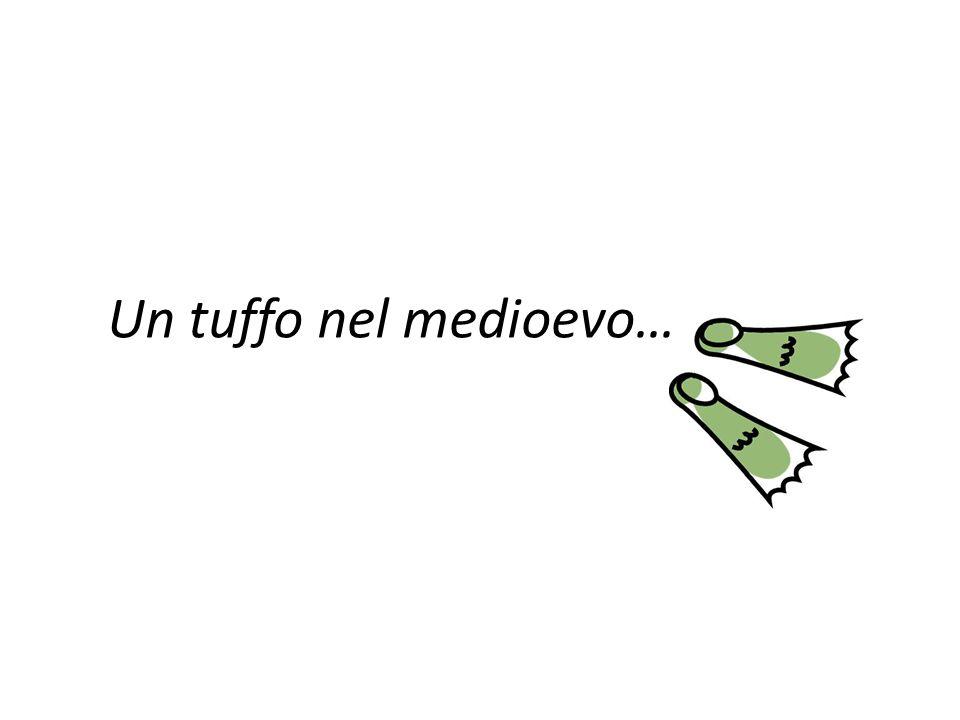 Ci siamo tuffati il quattro maggio nel castello di Bevilacqua in provincia di Verona.