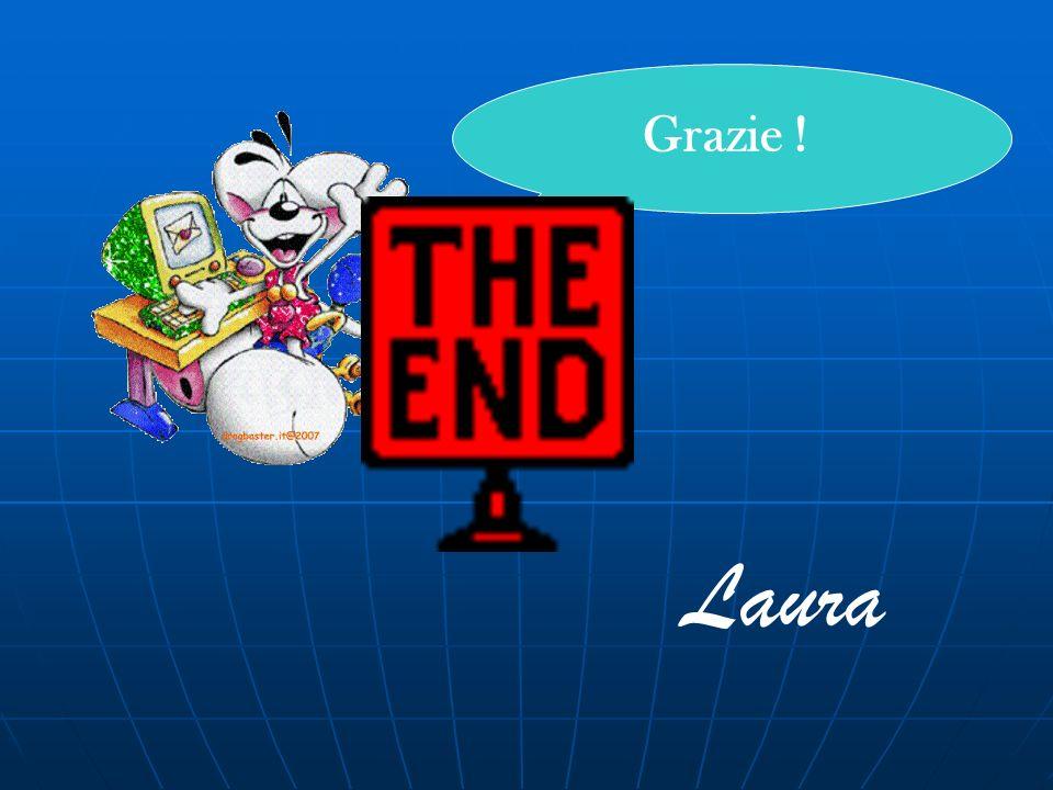Laura Grazie !